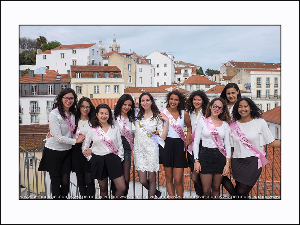 EVJF Lisbonne