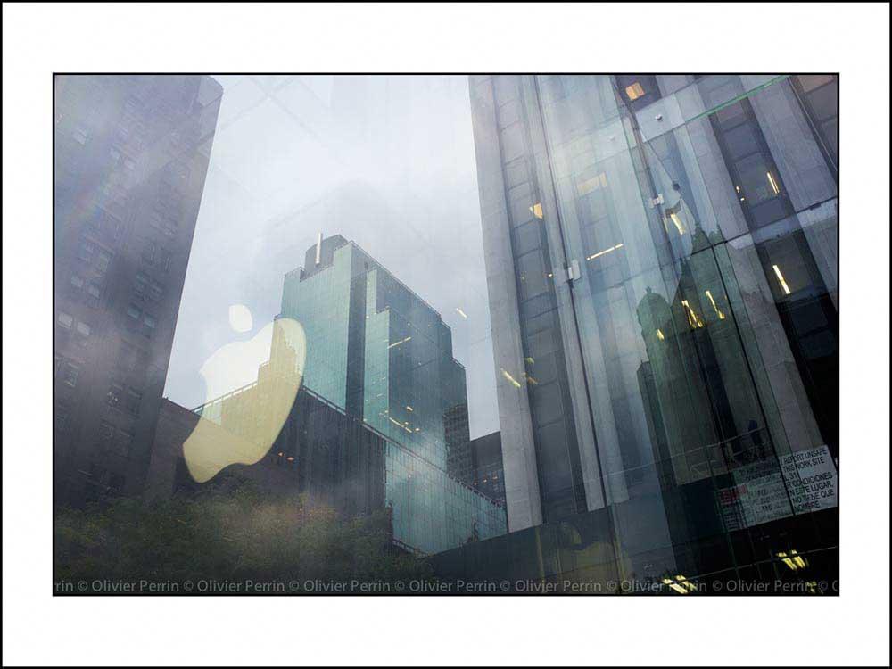 Apple Store. 5ème Avenue.