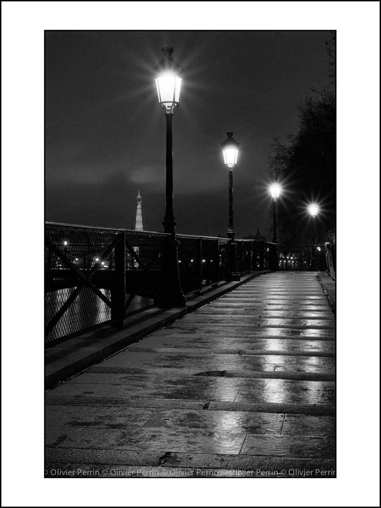 Pont des Arts. Paris. France.