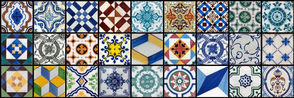 Les Azulejos de Lisbonne
