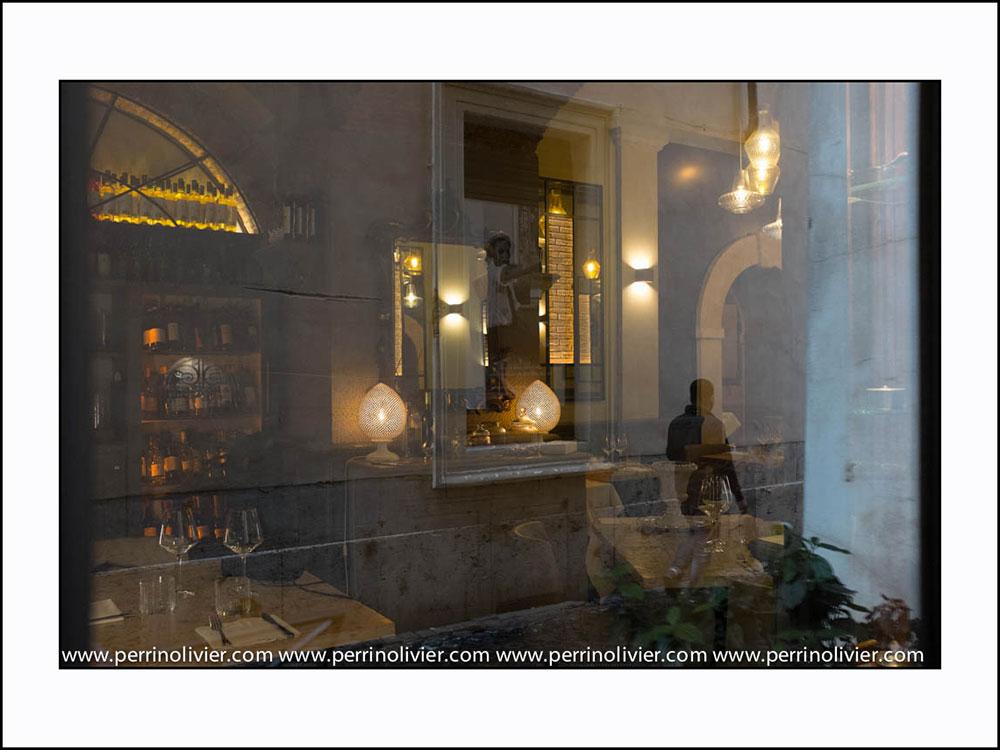 reflet Rome Italie
